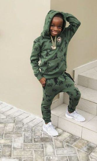 Boluwatife Swagged Up In New Photos