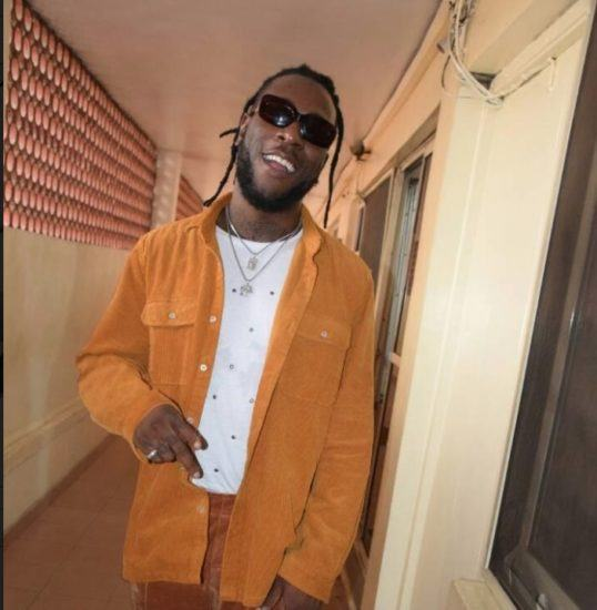 Burna Boy Detained by Lagos Police