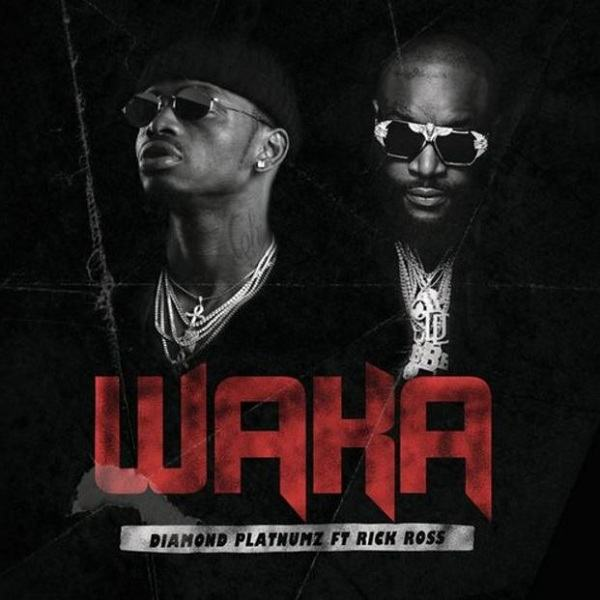 Diamond Platnumz - Waka ft Rick Ross [AuDio]