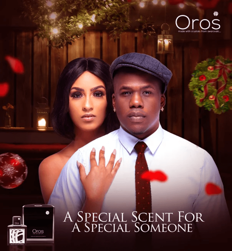 Juliet Ibrahim And Iceberg Slim Are The Latest Ambassadors For Oros Perfume