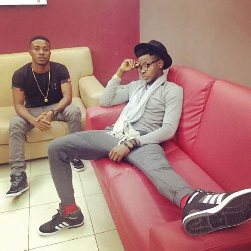 Sugarboy and Kiss Daniel