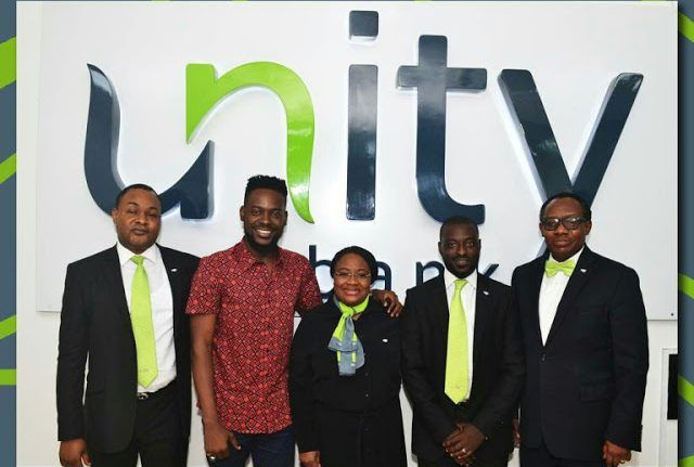 Adekunle Gold Signs New Endorsement Deal With Unity Bank