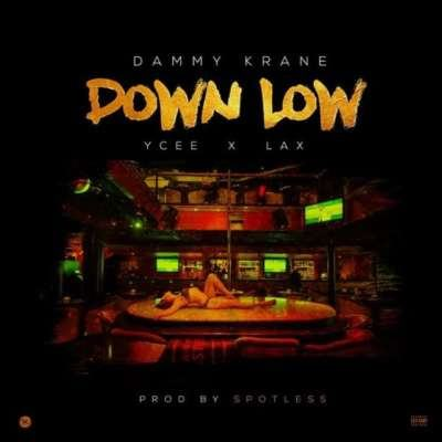 Dammy Krane - Down Low ft Ycee & L.A.X [AuDio]
