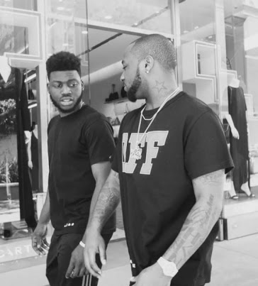 Davido and Kayode