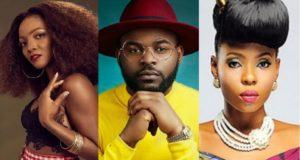 Falz Picks His Favourite Between Yemi Alade & Simi