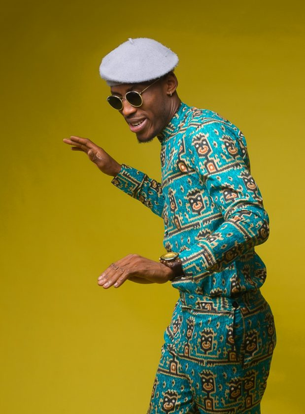 Mr 2kay fresh photos