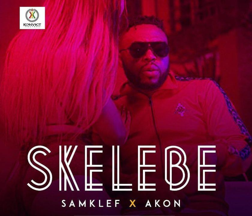 Samklef - Skelebe ft Akon [AuDio]