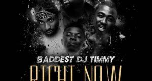 Baddest DJ Timmy - Right Now ft Wale Turner, Ice Prince, KaySwitch [AuDio]