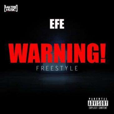 Efe – Warning [AuDio]