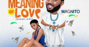 Magnito – Meaning Of Love [AuDio]