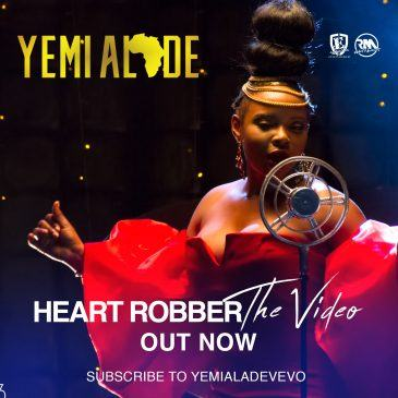 Yemi Alade – Heart Robber [ViDeo]