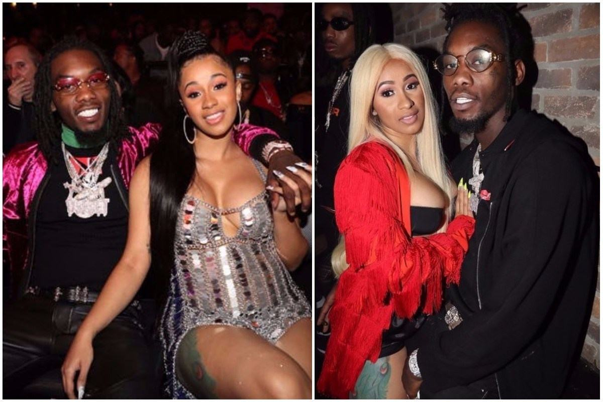 singer cardi b finally addresses her mans cheating rumors lailasnews