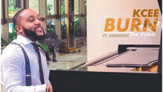 Kcee – Burn ft Sarkodie [ViDeo]