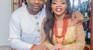 Ogbona kanu and wife e1516685837979