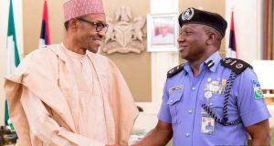 buhari and ig