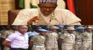 buhari and peace corp