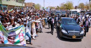 buhari in kano