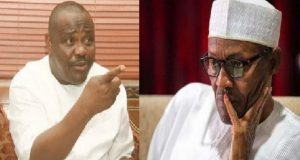 wike and buhari