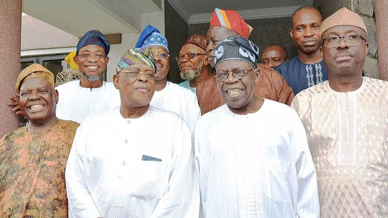 Asiwaju and others