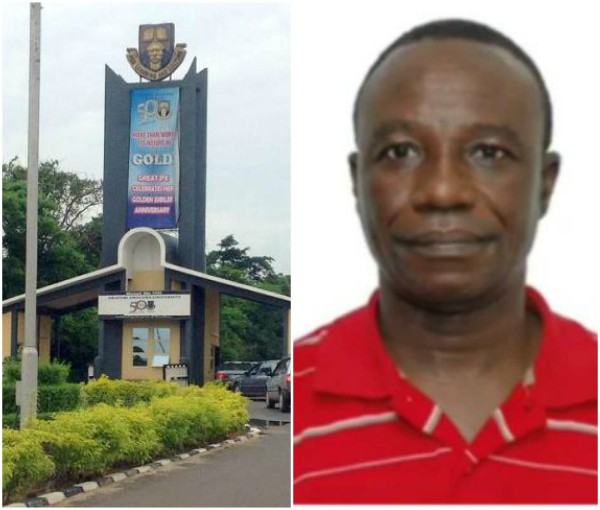 OAU exposes identity of sex for marks student confirms suspension of Prof. Akindele lailasnews 2