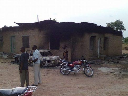 Soldiers led Fulani Herdsmen to attack us Benue residents allege lailasnews 2 728x546