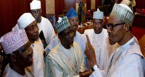 buhari and apc govs