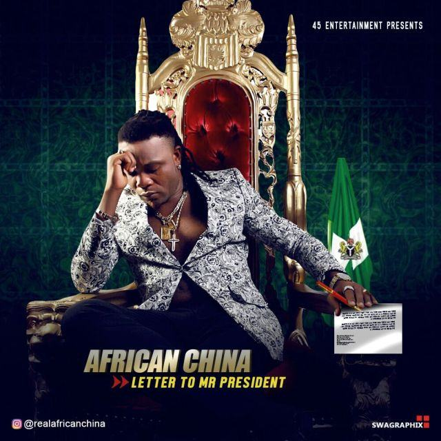 African China – Letter To Mr. President