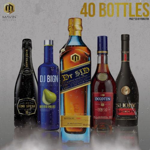 Dr Sid – Softly + 40 Bottles [AuDio]