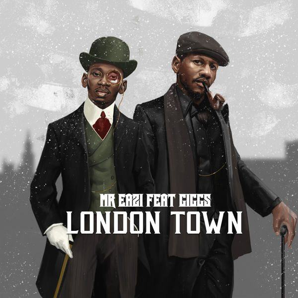 Mr Eazi – London Town ft Giggs [AuDio]