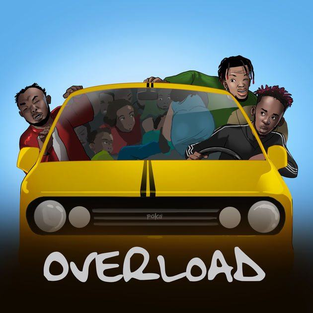Mr Eazi – Overload ft Slimcase & Mr Real [AuDio]