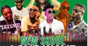 Dj Stiphbami - Naija New Skool Love Wave