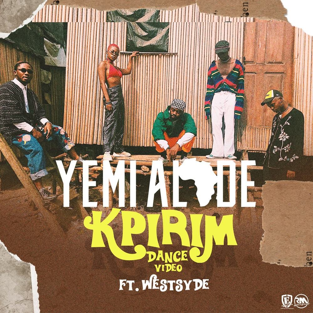 Yemi Alade – Kpirim ft Westsyde [ViDeo]