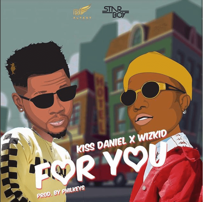 Kizz Daniel – For You ft WizKid [Video]
