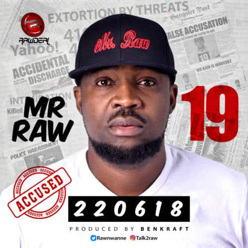 Mr Raw – 19 [AuDio]