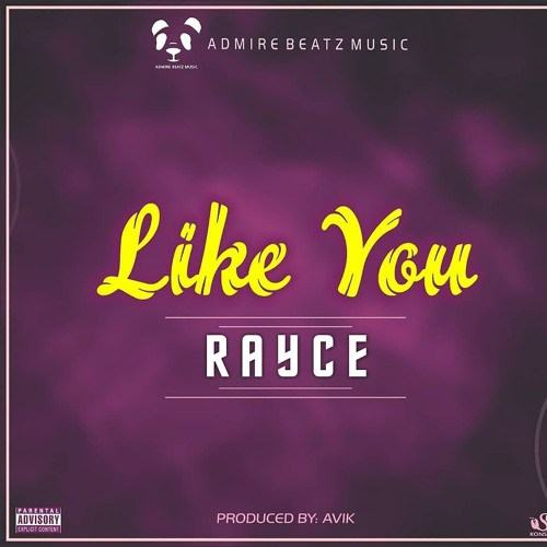 Rayce – Like You [AuDio]