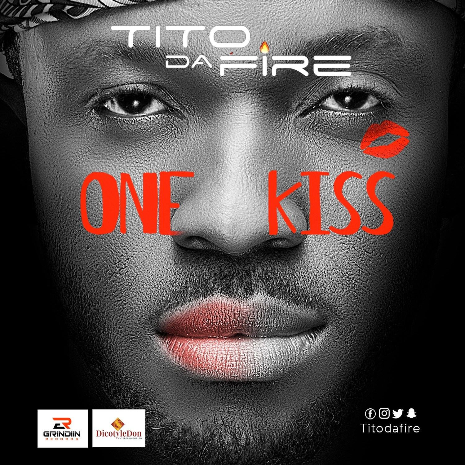 Tito Da.Fire – One Kiss [AuDio]