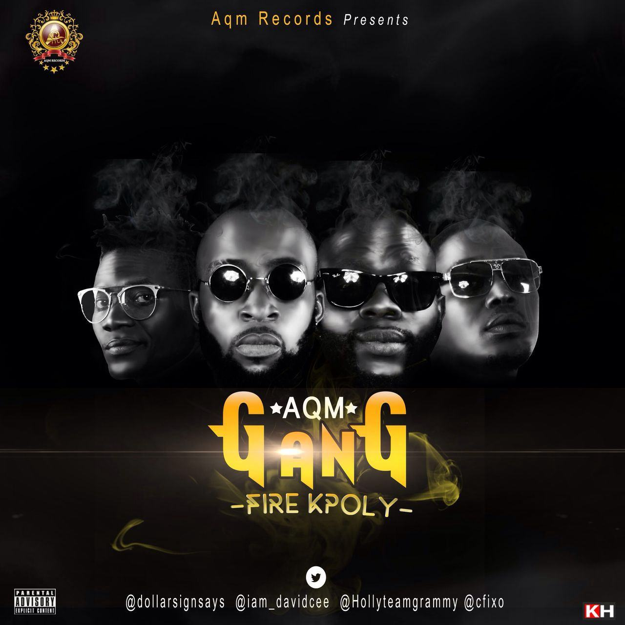 AQM GANG - FiRe Kpoly [AuDio]