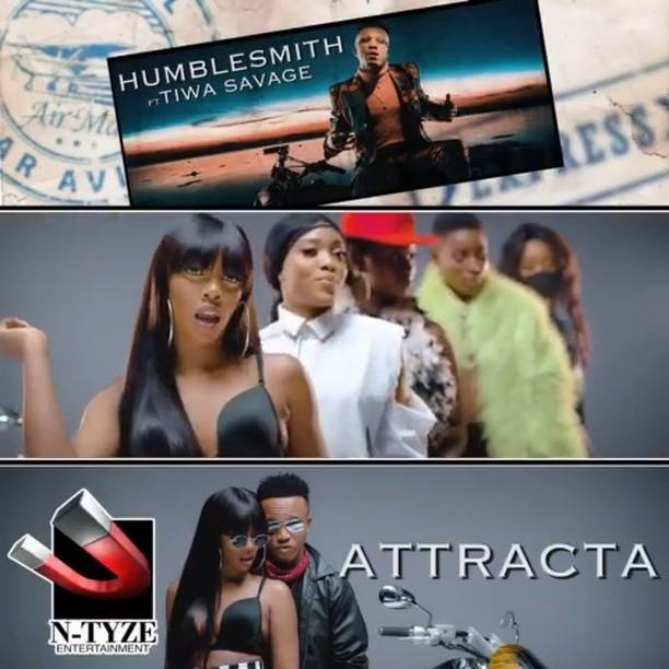 Humblesmith – Attracta ft Tiwa Savage [ViDeo]