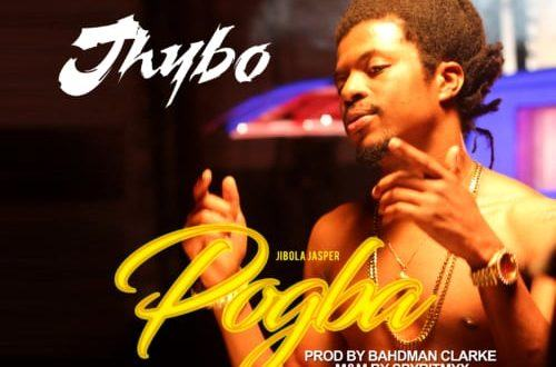 Jhybo – Pogba [AuDio]