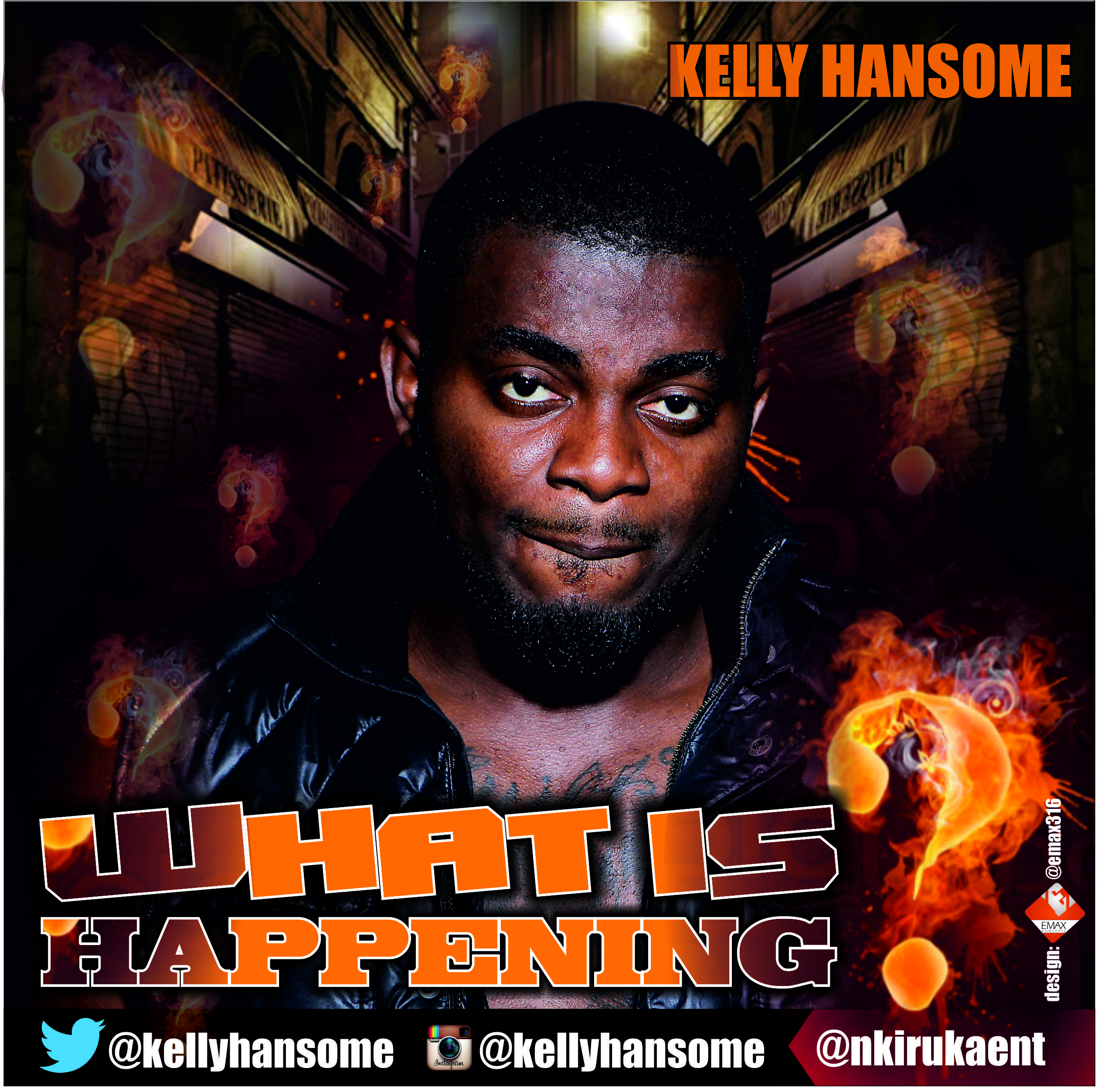 Kelly Hansome - What is Happening