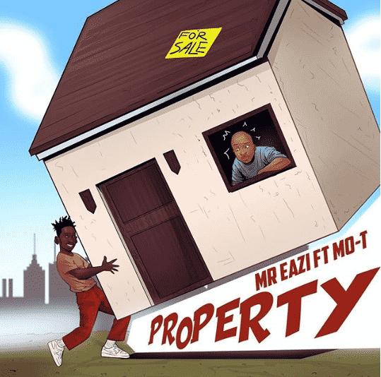 Mr. Eazi – Property ft Mo-T [AuDio]