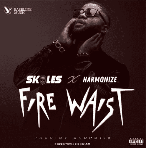 Skales – Fire Waist ft Harmonize [AuDio]