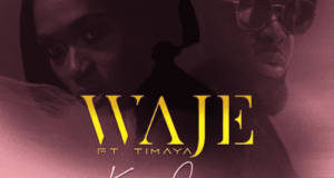 Waje – Kponlongo ft Timaya [AuDio]