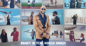 Banky W – Running After U ft Nonso Amadi [ViDeo]