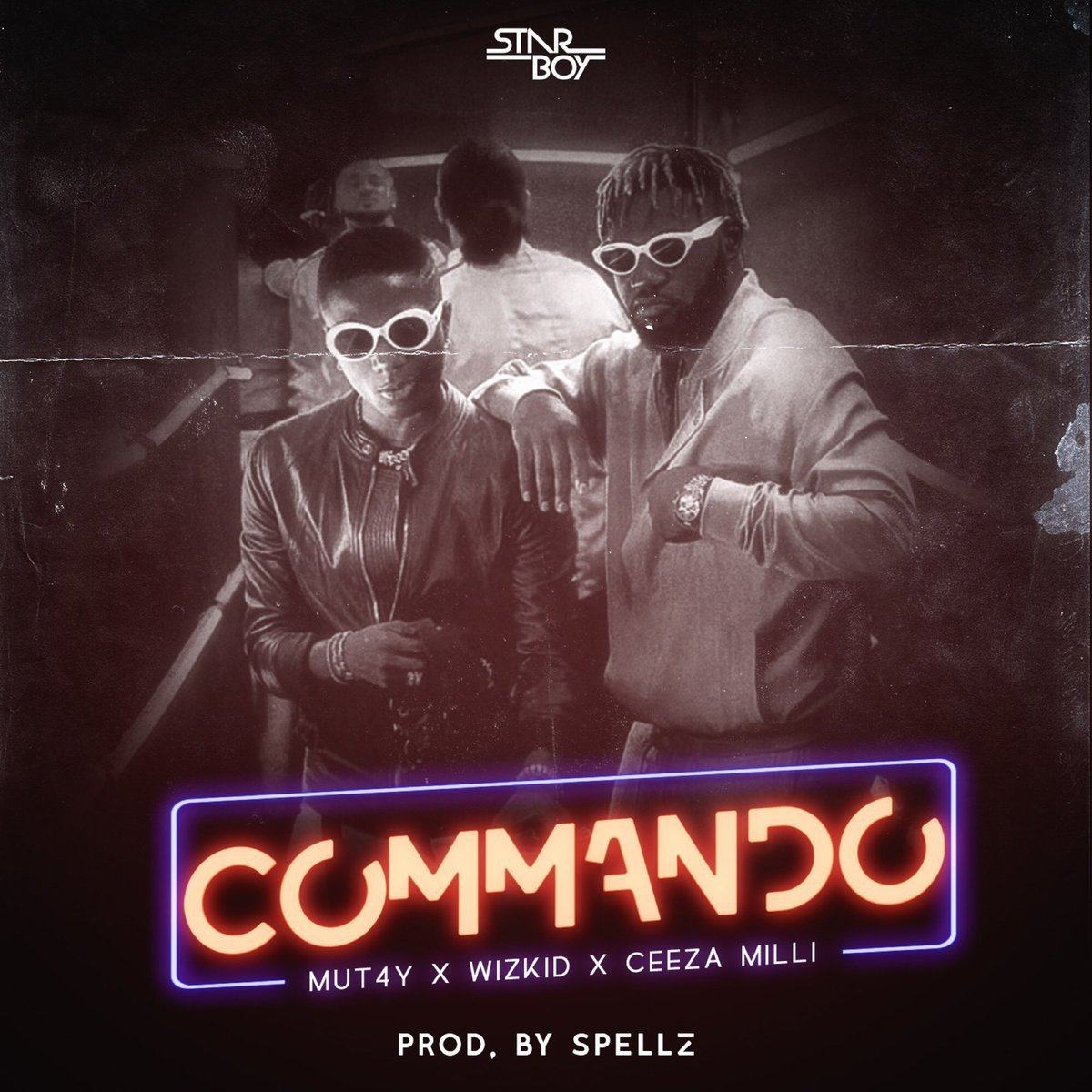 Mut4y, Wizkid & Ceeza Milli – Commando [ViDeo]
