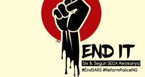 Six & Segalink (Segun Awosanya) - End iT