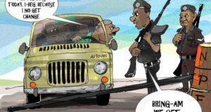 The Nigerian Police & Pidgin English mentality