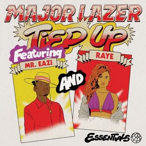 Major Lazer – Tied Up ft Mr. Eazi & Raye [ViDeo]