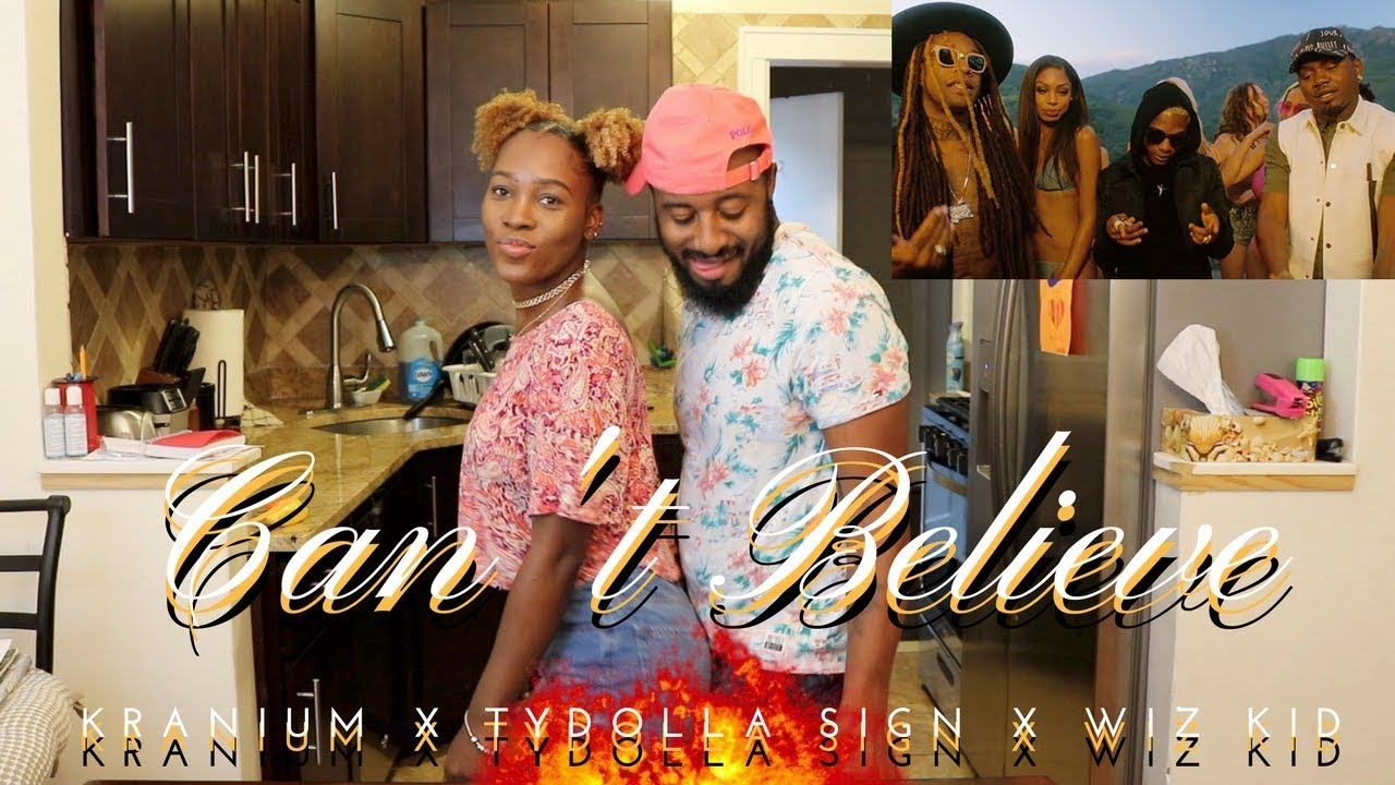 Kranium – Can't Believe ft Ty Dolla $ign & Wizkid [ViDeo]