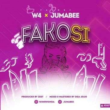 W4 – Fakosi ft Jumabee [AuDio]